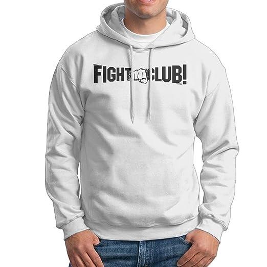 Amazon Com Newluyang Men S Hot Topic Fight Club Hoodies Sweatshirt