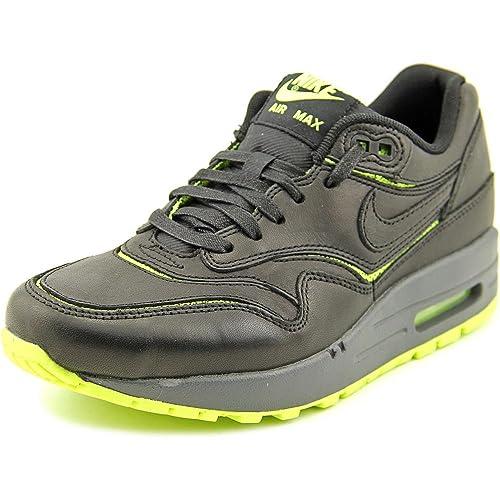 san francisco 387ce 0cf5e Amazon.com   Nike Air Max 1 Cut Out Premium Womens Fashion-Sneakers 644398    Running