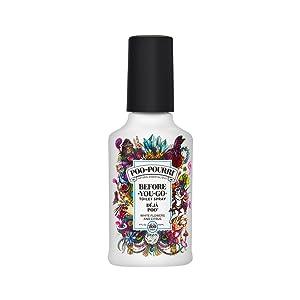 Poo-Pourri Before-You-Go Toilet Spray, Deja Poo Scent, 4 oz