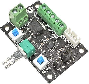 Stepper motor driver controller Speed Regulator Pulse Signal Generator module