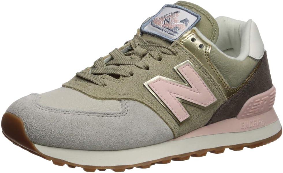 DonnaGrigiolight Grey Cliff Balance New Wl574Sneakers Basse rdxoCBeW