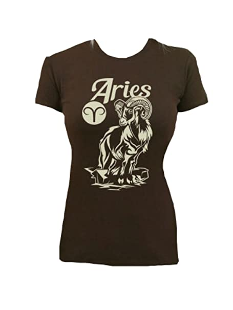 01824ece48726 Amazon.com  That Funny Shirt Aries T-Shirt-Funny Womens Cut Shirt ...