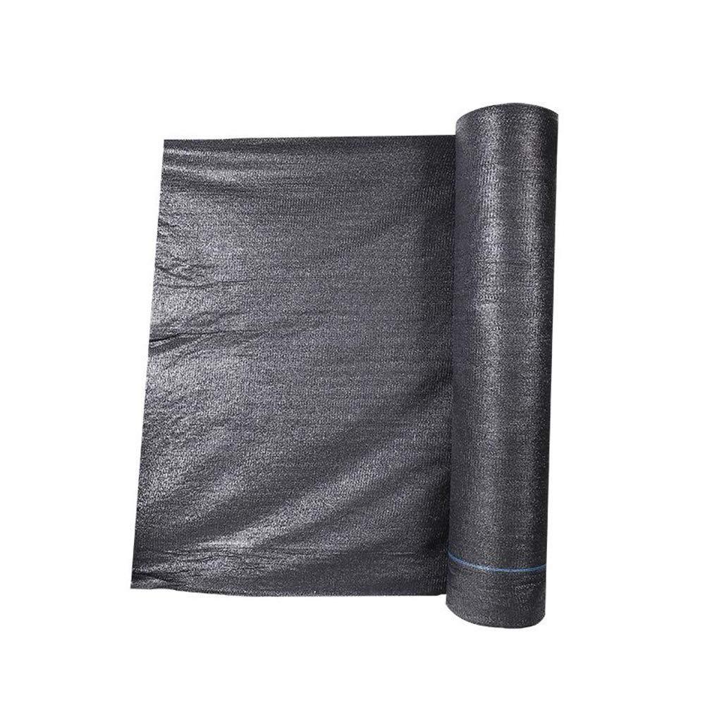 alla moda Xiaolin Paralume Paralume Paralume Solare 70% Sunblock Net Paralume Nero Paravento UV Paralume a zanzariera per Piante da Giardino (Dimensioni   2X10m)  è scontato