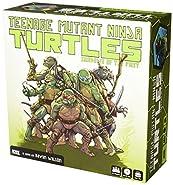 IDW Games Teenage Mutant Ninja Turtles: Shadows of The Past Board Game