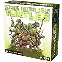 IDW Games Teenage Mutant Ninja Turtles: Shadows of The Past Board Game