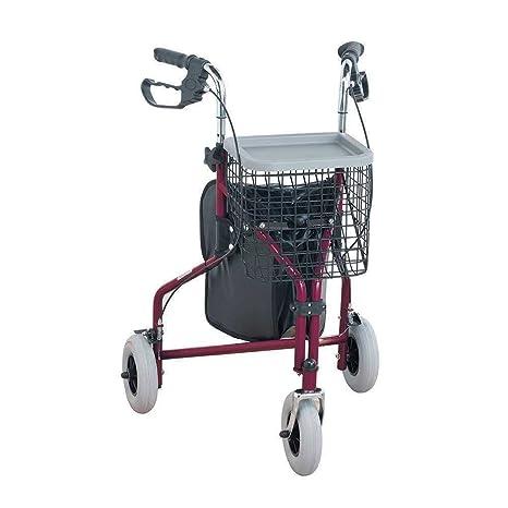 Invacare - Andador ligero con tres ruedas: Amazon.es: Salud ...