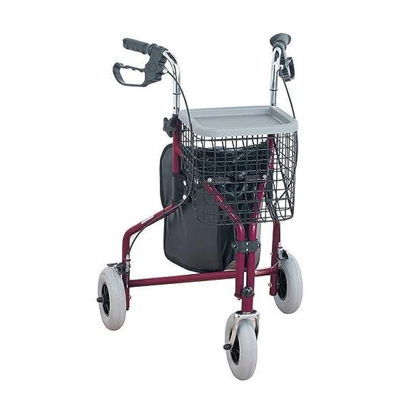 Invacare - Andador ligero con tres ruedas: Amazon.es: Salud y ...