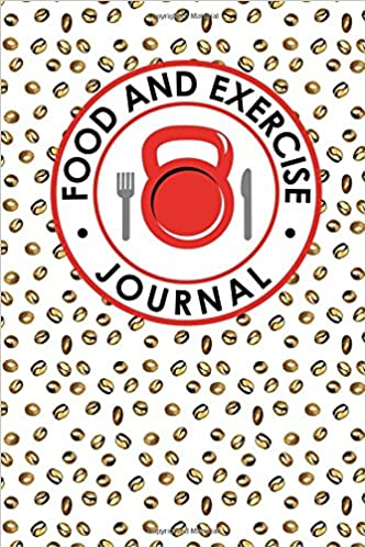 food and exercise journal calorie counter log book food diary
