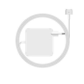 Yeahgo Compatible con Macbook Pro Cargador 85w, Mac de reemplazo de 13/15 pulgadas de 2012 2013 2014 2015 y cargador de Retina Display para Magsafe 2 ...