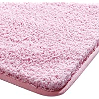 Lifewit 32 x 63 Area Rug Living Room Carpet Bedroom Runner Rug Ultra Soft for Chilldren Thick Fluffy Comfy Shag for Kids, Pink
