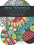 zen drawing book - Zen Doodle Coloring Book: Relax and Relieve Stress with Adult Coloring Pages