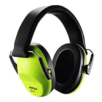 Mpow 068 Gehörschutz Kind, Ohrenschützer Kinder mit SNR 29dB Hörschutz, Faltbar Komfortabel Gehörschutz Kinder mit Tragbare T