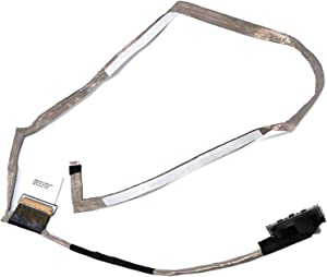GinTai LCD LED LVDS Video Screen Cable Replacement for Dell Latitude E5540 E6440 0TYXW6 VAW50
