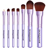 Beauty Makeup Brush set, Make up Brushes with Brush Case, Beauty Blender and Cleaner(set of 7)