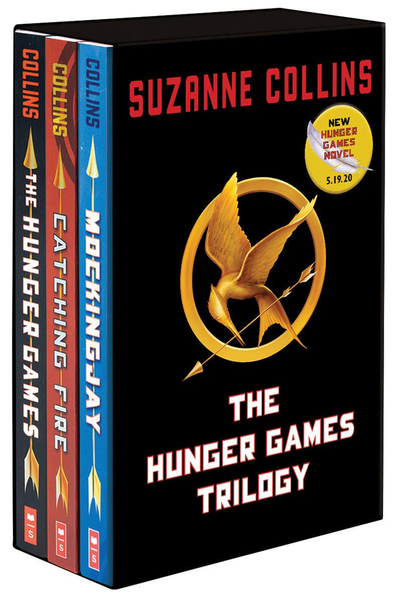 The Hunger Games Trilogy Box Set Paperback Classic Collection