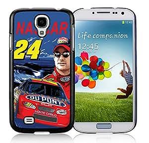 100% brand new Jeff Gordon Black Samsung Galaxy S4 i9500 Case