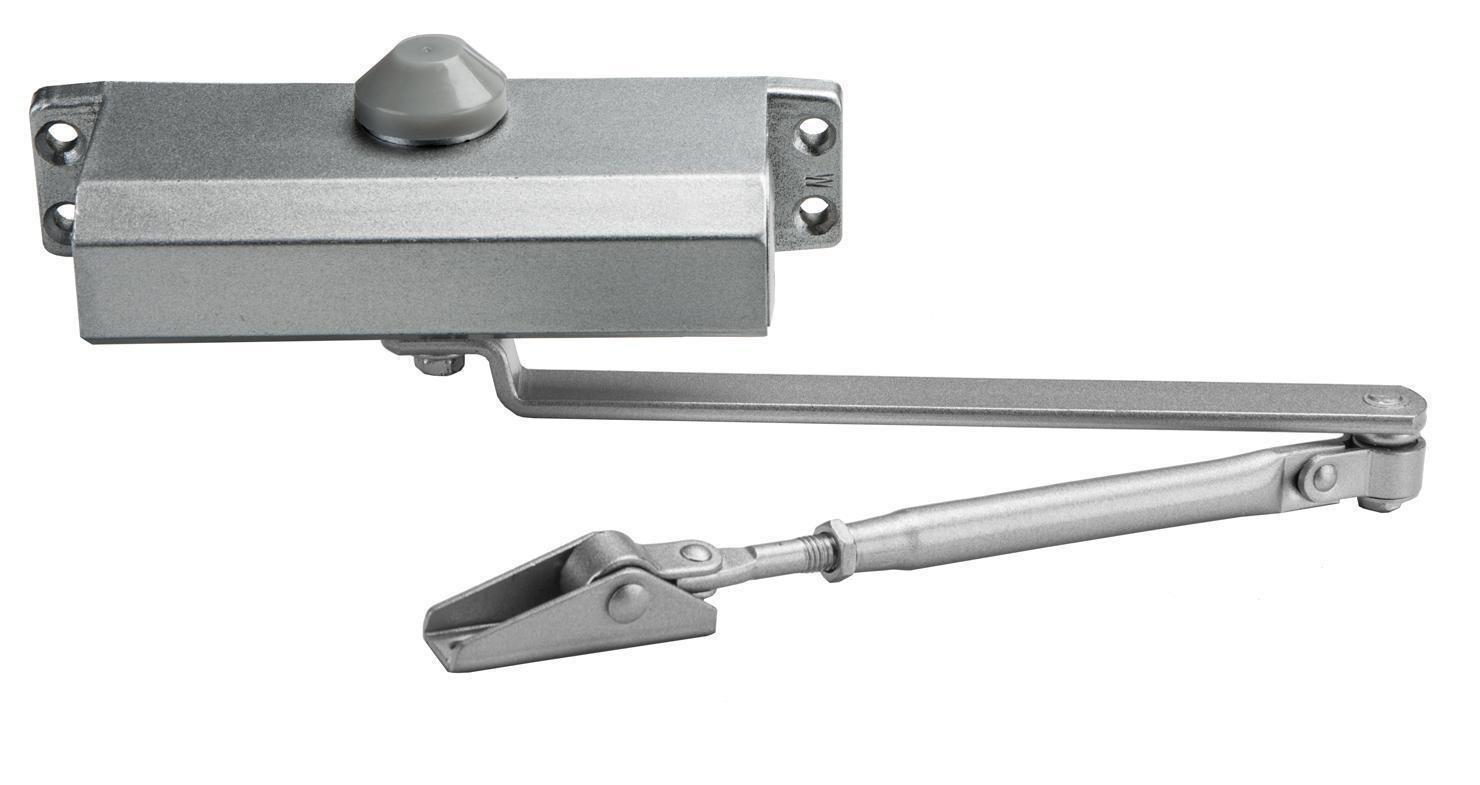 Hydraulischer T/ürschlie/ßer 65 kg Torschlie/ßer Aluminium