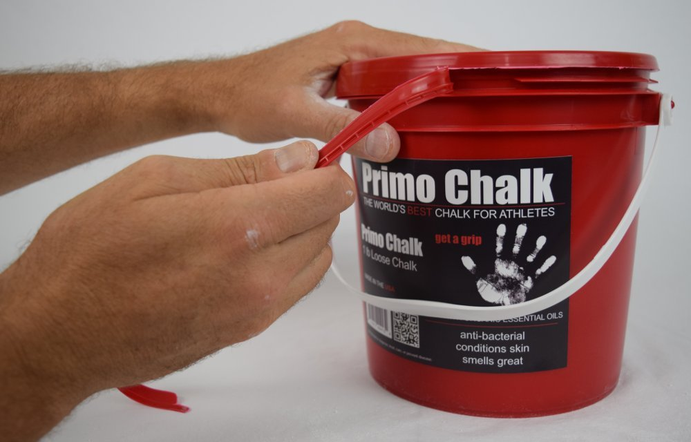 the way climbing and lifting chalk should be Switch to Primo gym chalk and experience the difference for yourself Weightlifting and Crossfit Primo Chalk Stop ruining your hands