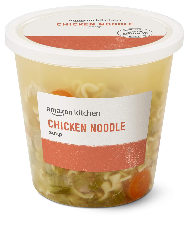 Amazon Kitchen, Chicken Noodle Soup, 24 oz