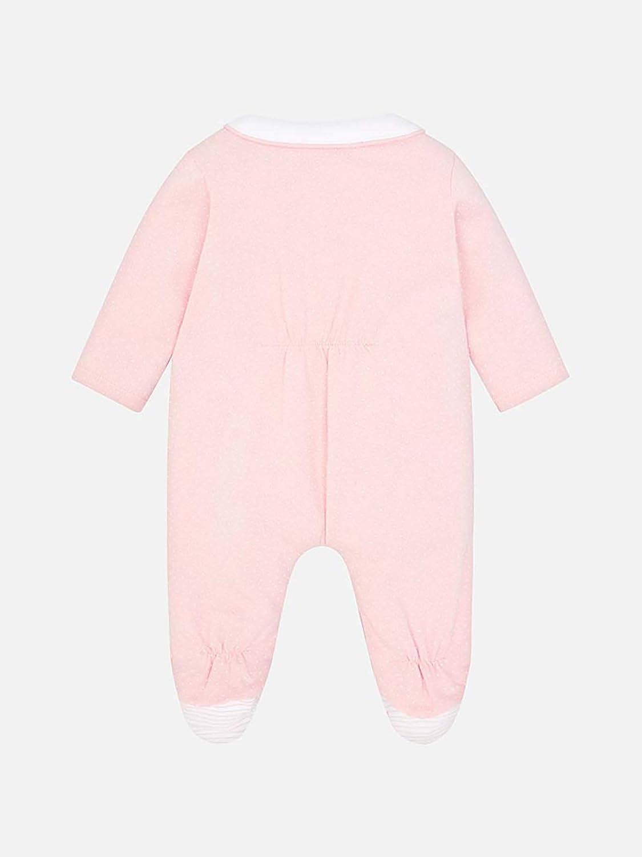 Mayoral Nude Long Pyjamas for Baby-Girls 1717