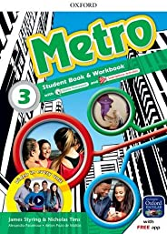 Metro 3 - Student Book / Workbook Pack