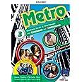 Metro 3 - Student Book / Workbook Pack