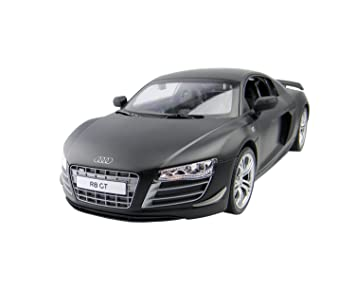 Audi R Remote Control Car Rechargeable Electric Radio Controlled - Audi r8 black