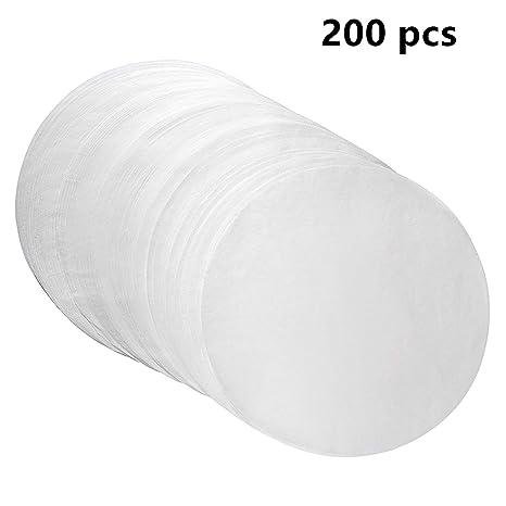 Amazon.com: (juego de 200) Círculos de papel de pergamino ...