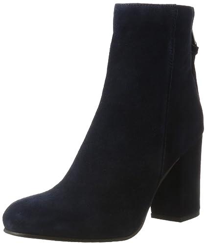 SPM Damen Bendle Ankle Boot Stiefel, Blau (Dk Navy 012), 36 EU