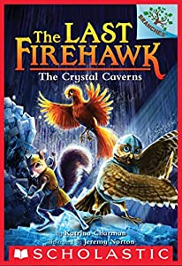 The Crystal Caverns: A Branches Book (The Last Firehawk #2)