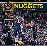 Turner 1 Sport Denver Nuggets 2019 12X12 Team Wall Calendar Office Wall Calendar (19998011876)