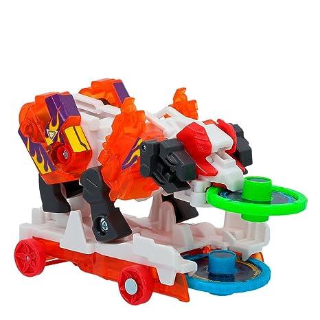 Screechers Wild - Stormhorn - Vehículo Nivel 3 (Colorbaby 85273)