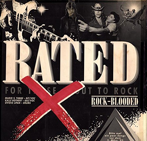 (rated 'x' / what you gonna do about it 45 rpm single)