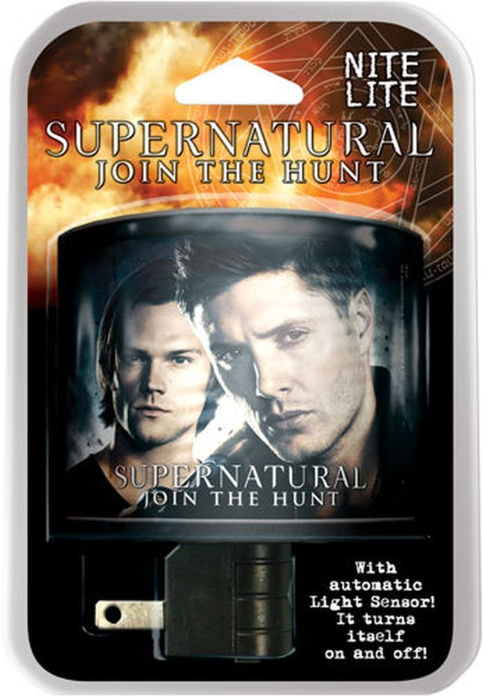 Ata-Boy Supernatural Sam and Dean Nite Lite