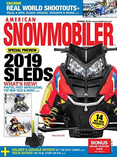 Magazines : American Snowmobiler