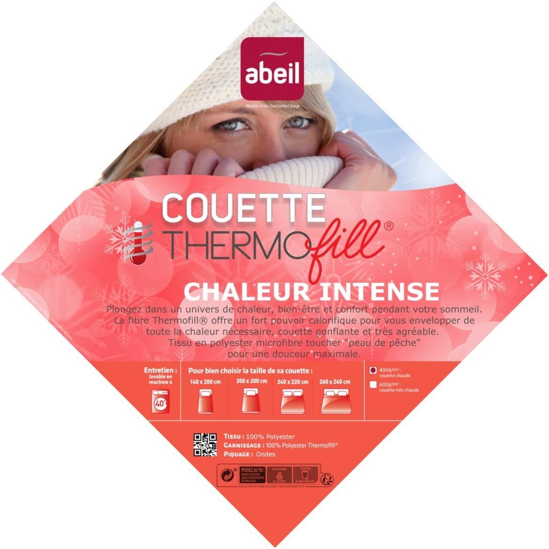 Abeil Couette Thermofill Chaleur Intense 140 x 200 cm
