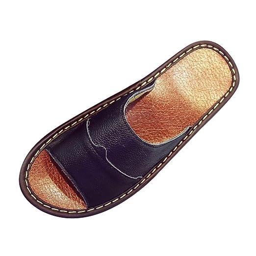 b4783d303 Amazon.com  Corriee Mens Womens Comfortable Household Flip Flops Sandals  Unisex Leisure Slippers Summer Shoes  Clothing