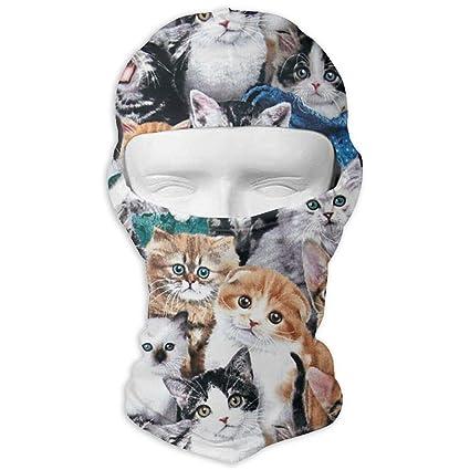 Jxrodekz Razas para Gatos Bolsas para Gatos Máscara de esquí ...