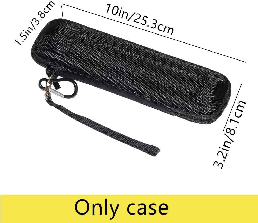 Brappo Carry Travel Case Cover for LifeStraw Personal Water Filte Sewage Purification Storage Zipper Protective Bags Case Only