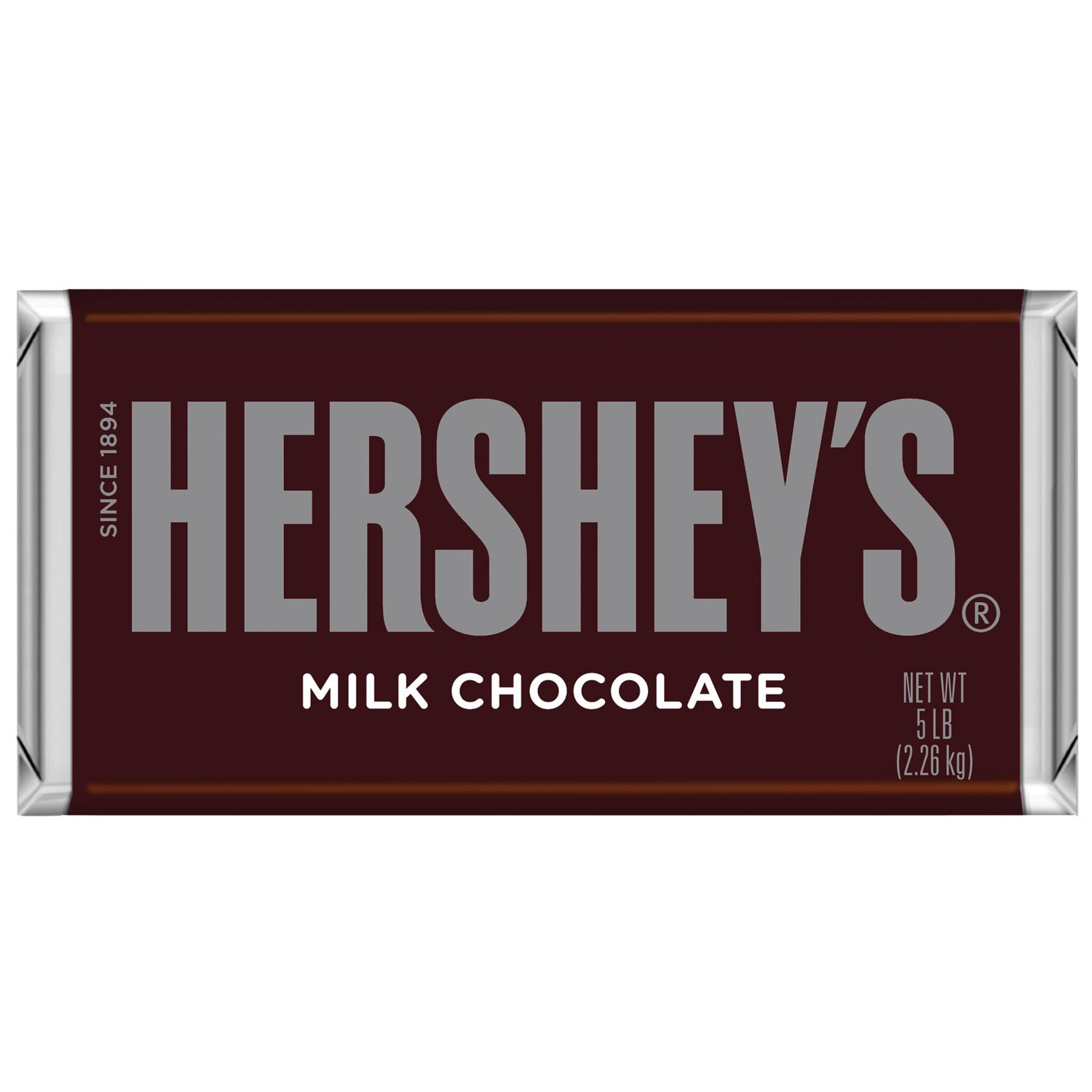 Hershe's Milk Chocolate Bar - Fourth Favorite Candy