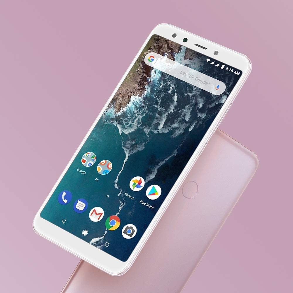 Xiaomi Mi A2 Smartphones 5.99