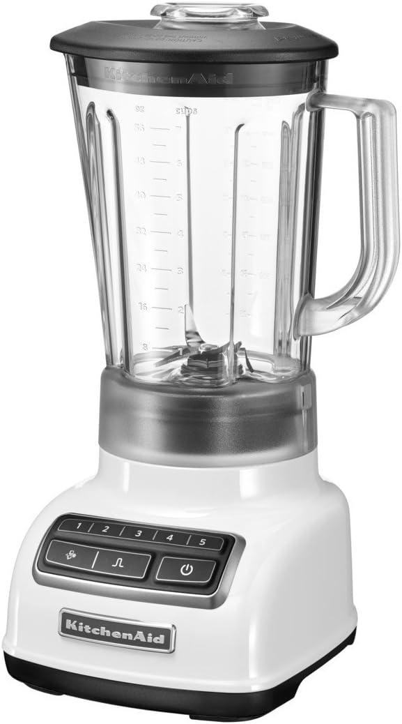 KitchenAid 5KSB1565EWH - Licuadora (1,75 L, 2000 RPM, 11500 RPM ...