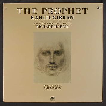 The Prophet Kahlil Gibran Lp