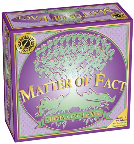 MATTER FACT Trivia Challenge Board product image