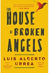 The House of Broken Angels Hardcover