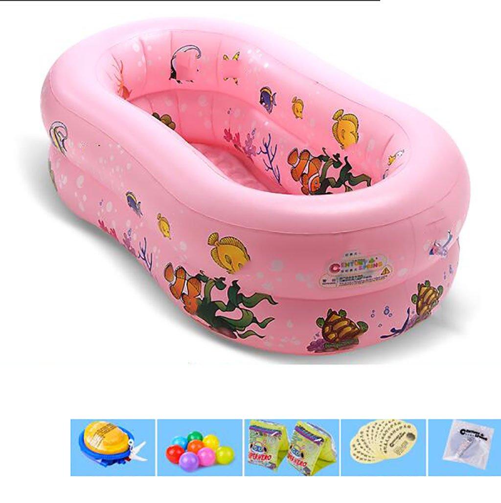 PRIDE S Bad / aufblasbare Badewanne / aufblasbare Schwimmbad / Haus Isolierung Säugling Pool / aufblasbare Schwimmbad für Kinder ( farbe : 1# )
