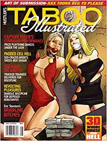 Hustler taboo illustrated sorry, that
