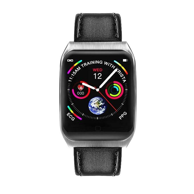 HUIGE Fitness Watch IP68 a Prueba de Agua Smartwatch 1.3 Pulgadas ...
