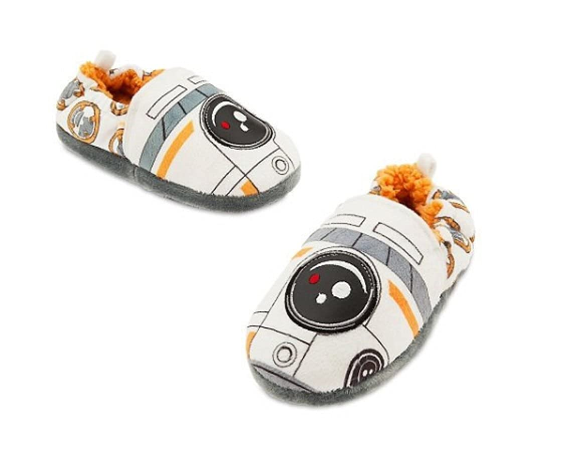 disney - Star Wars BB-8 Slippers for Kids size 11/12 - New 00-LAEPL1WD-OA
