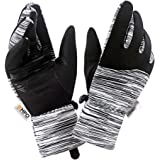 EMPO Waterproof Windproof Warm Gloves - Thinsulate Winter Touch Screen Thermal Gloves